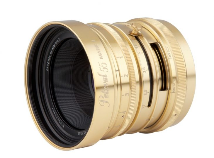 Announced: Petzval 55mm F/1.7 MKII Lens For Canon EOS R (and Other FF MILCs)