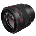 Here Is The Canon RF 85mm F/1.2L Lens With Blue Spectrum Refractive Optics