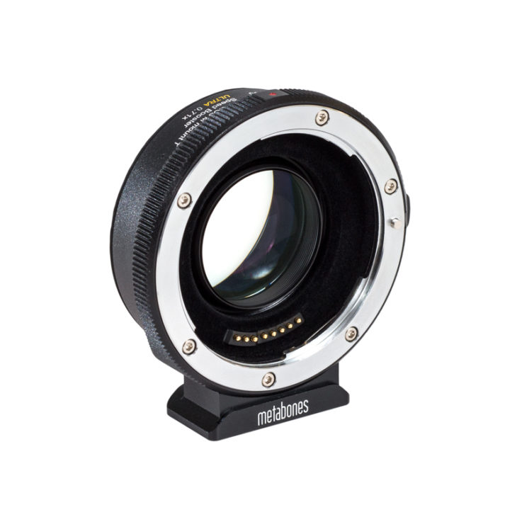 Metabones Announced EF To EOS M Speed Booster ULTRA 7.1x
