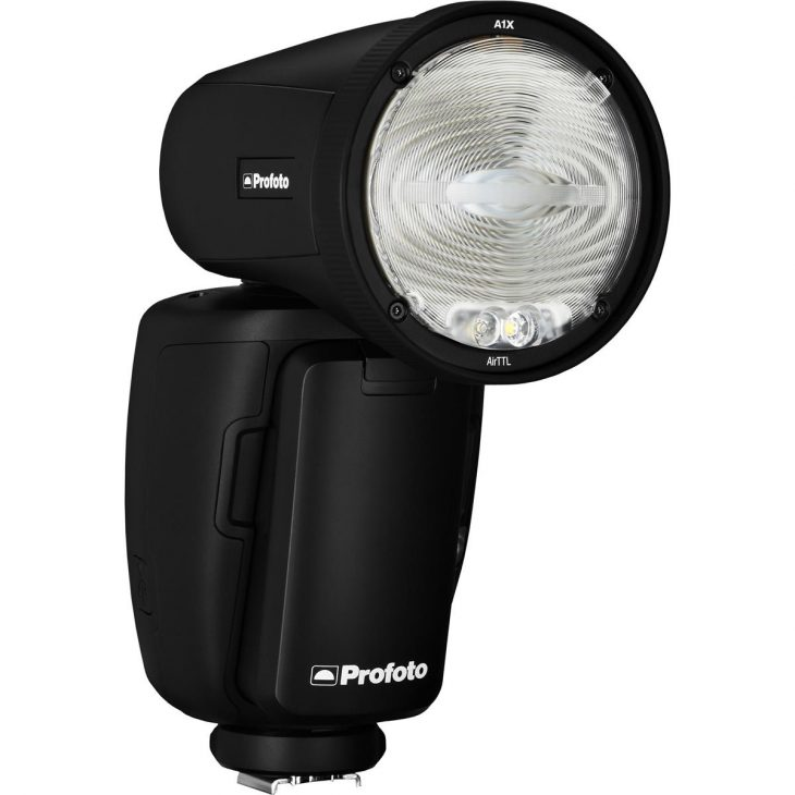 Profoto Announces The Profoto A1X Flash With Built-in AirTTL Remote