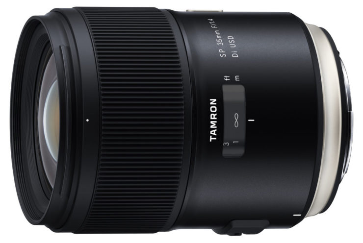Tamron SP 35mm F/1.4 Review