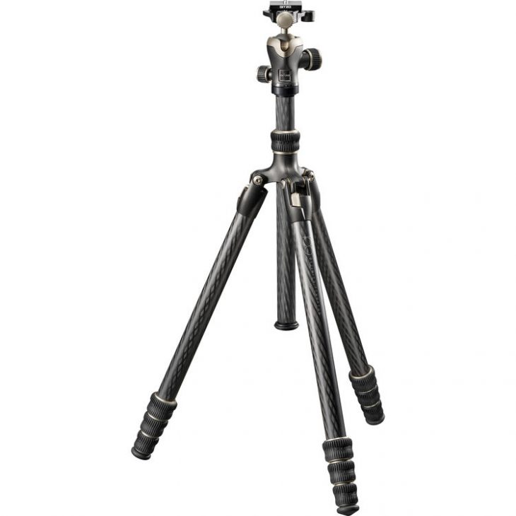Deal: Gitzo 100-Year Anniversary Edition Tripod With Ball Head – $799 (reg. $1499, Today Only)
