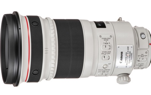 Canon Set To Announce 300mm Lens For EOS R With New And Unique Feature?
