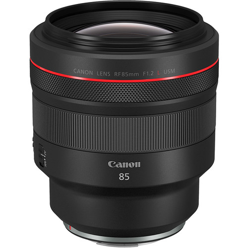 Canon RF 85mm F/1.2L Review (highest Quality Standards, EPHOTOzine)