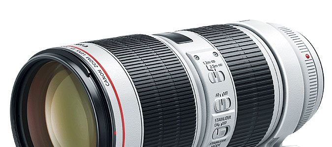 Canon EF 70-200mm