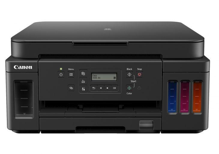 Canon Announced New PIXMA G-Series MegaTank Printers (starting $250)