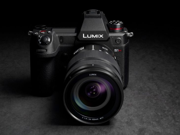 Industry News: Panasonic Lumix S1H Mirrorless Camera With 6K Video Announced
