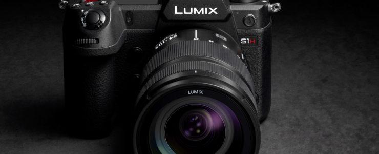 Panasonic Lumix S1h
