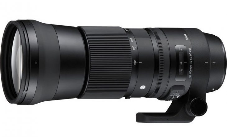 Deal: Sigma 150-600mm F/5-6.3 DG OS HSM Contemporary – $729 (reg. $1089, Today Only)