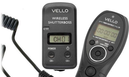 Vello Wireless ShutterBoss