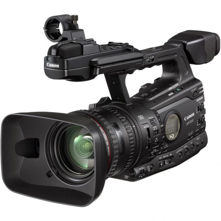 Deal: Canon XF300 Professional Camcorder – $1999 (reg. $3499, Today Only)