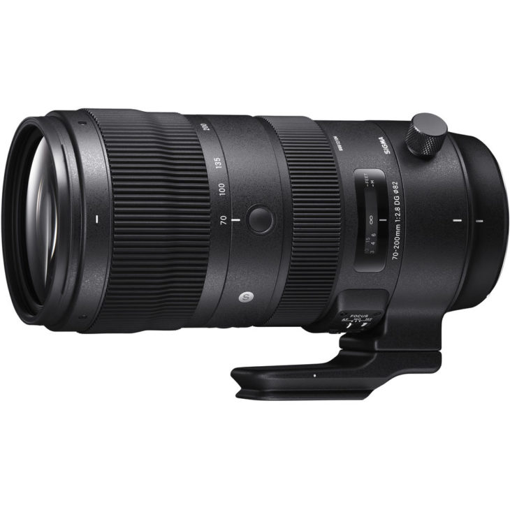 Deal: Sigma 70-200mm F/2.8 DG OS HSM Sports Lens – $1199 (reg. $1499, Today Only)