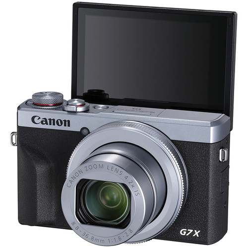 Canon PowerShot G7 X Mark III Super Quick First Look (a Blogger's Dream)