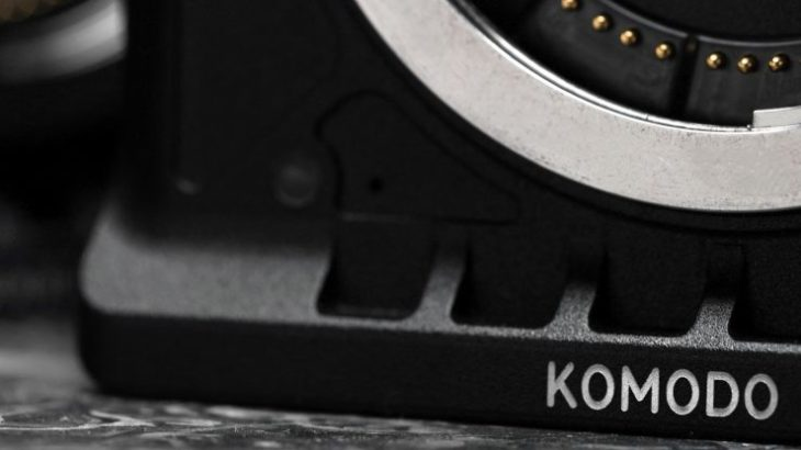 A Videocamera With RF Mount Might Be On Its Way, And Not Made By Canon (RED Komodo)