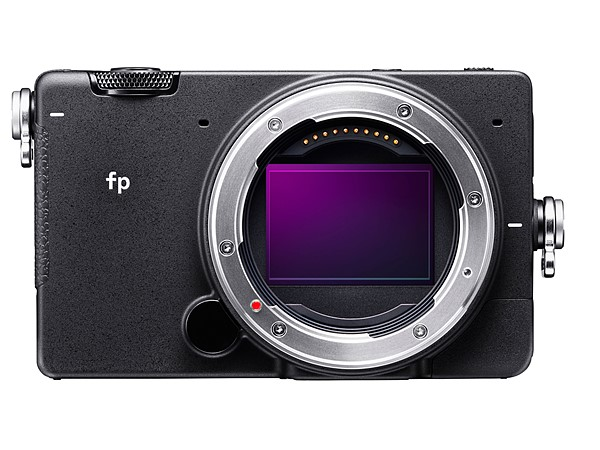 Industry News: The Sigma FP Is The World's Smallest Full Frame Mirrorless Camera