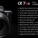 Industry News: Sony Alpha 7R IV With 61MP Full Frame Sensor Announced
