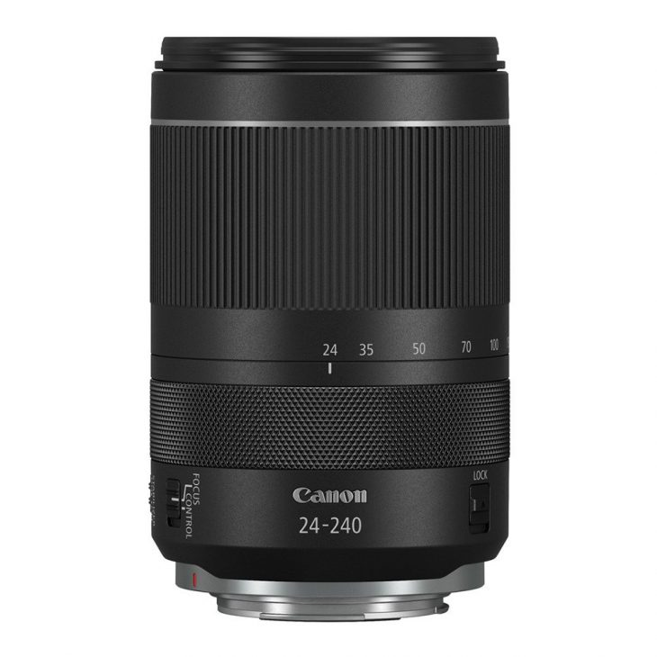 More Information About The Upcoming Canon RF 24-240mm F/4-6.3 IS Lens