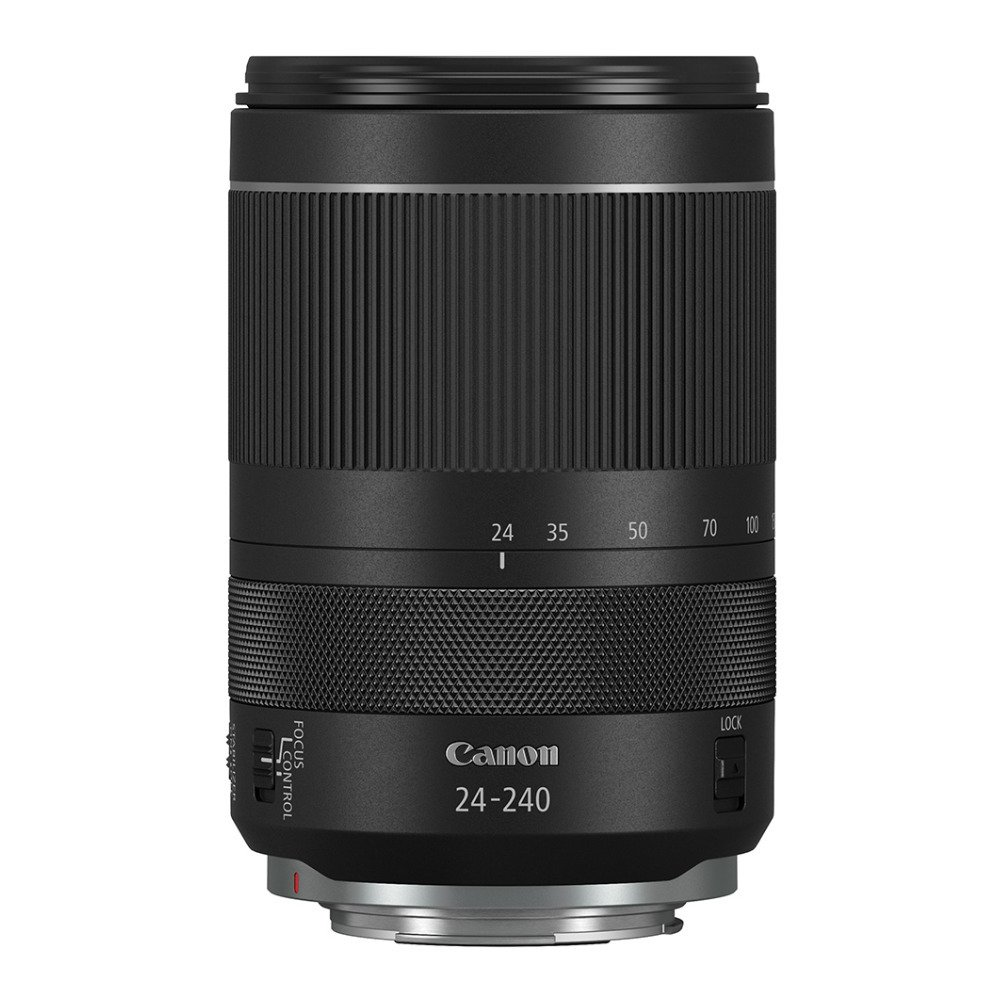 Canon RF 24-240mm F/4-6.3 IS