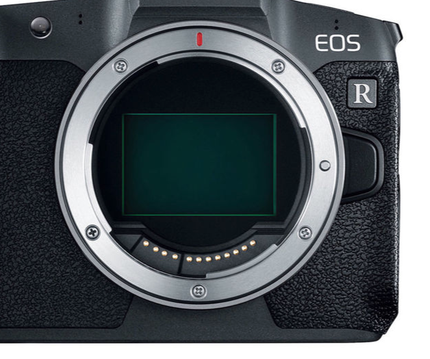 High Resolution Eos R