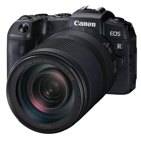 Save $200 By Pre-Ordering The Canon EOS RP Kit With The New RF 24-240mm IS Lens