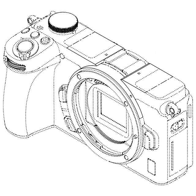 Nikon Might Have A Z Series Mirrorless Camera With APS-C Sensor Up Their Sleeve, Patent