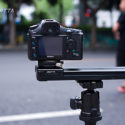 The SliderMini Is A Ultra Portable And Smooth Camera Slider