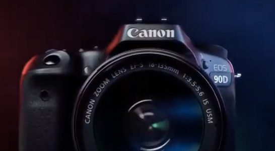 Canon Eos 90d User Guide