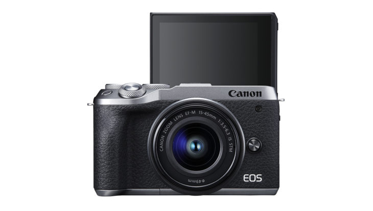Canon EOS M6 Mark II Review (DPReview's Favorite Canon MILC So Far)