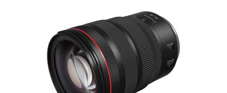 Canon RF 24-70mm
