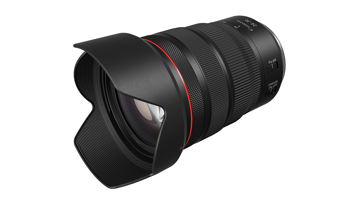Canon RF 24-70mm F/2.8L IS Review