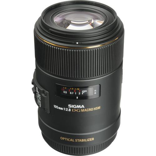 Deal: Sigma 105mm F/2.8 EX DG OS HSM Macro Lens – $469