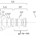 Canon Patent For 35mm F/1.2 Lens For EOS R System