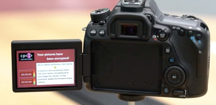 More About The Security Flaw In Canon's WiFi Transfer Protocol