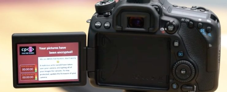 Security Flaw Canon Firmware