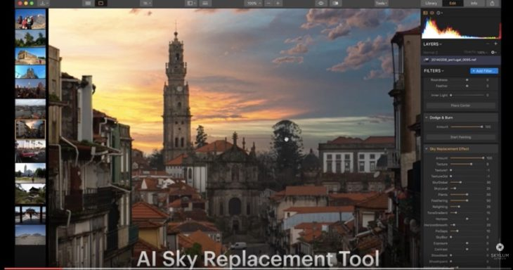 This Is What Skylum Luminar 4's AI Sky Replacement Delivers (and It's Impressing)
