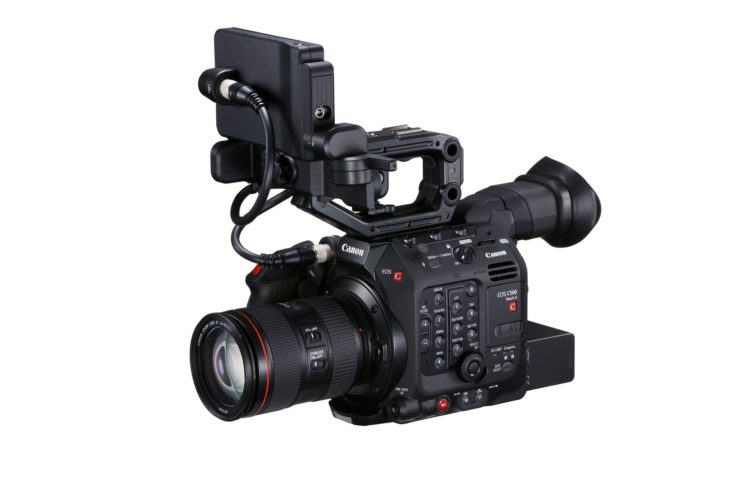 Two New Canon Cinema EOS Cameras Coming In 2020