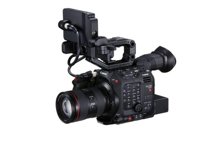 Here Is The New Canon Cinema EOS C500 Mark II