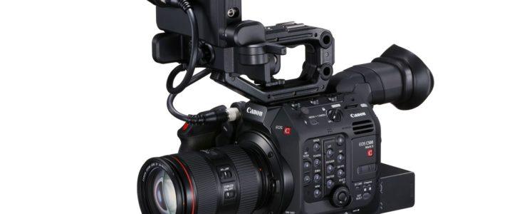 Canon Cinema Rf Mount