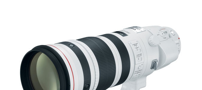 Canon EF 200-400mm