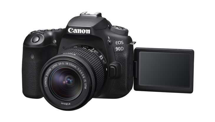 Canon Shows How Well The EOS 90D Is Suited For Sport And Action Photography