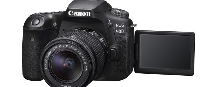 Canon Eos 90d Canon Aps-c Firmware Dynamic Range