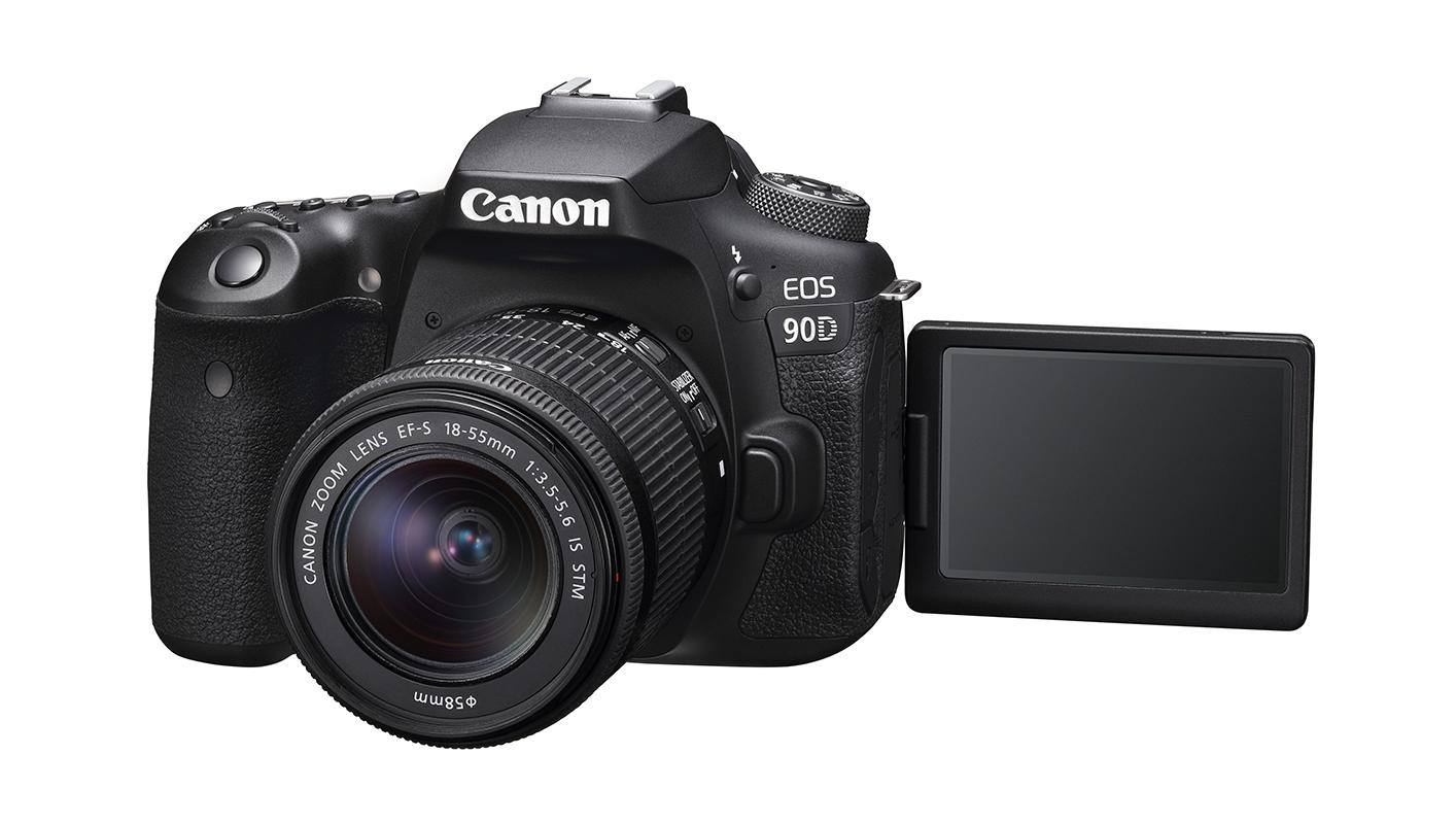 Canon Eos 90d Firmware Dynamic Range