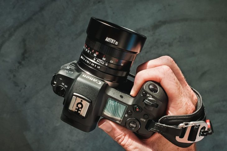 The Yasuhara Anthy 35mm F/1.8 Is A High-quality, Small But Fast Prime For The Canon EOS R