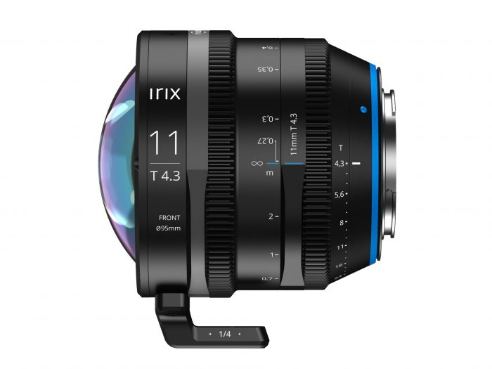 Irix Cine 11mm T4.3 Lens For Canon EF (and Others) Announced