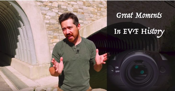 The History Of The Electronic Viewfinder Told In A 5 Minutes Video