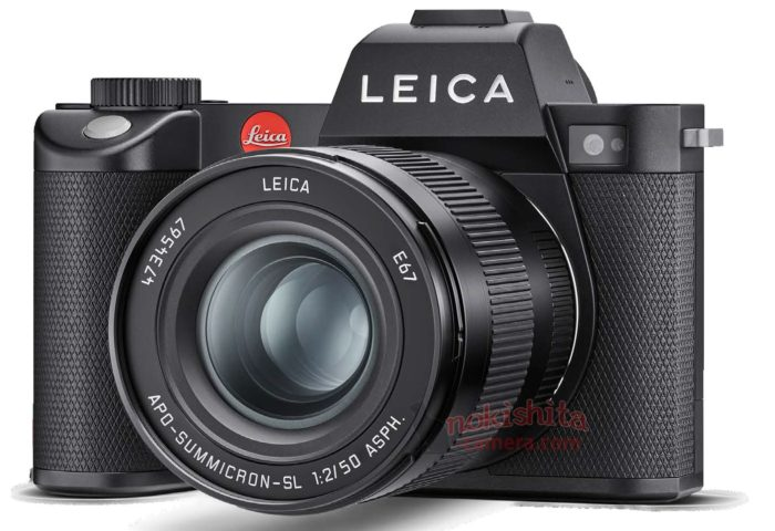 Photo Industry News: Leica SL2 Images And Specifications Leaked Ahead Of Announcement
