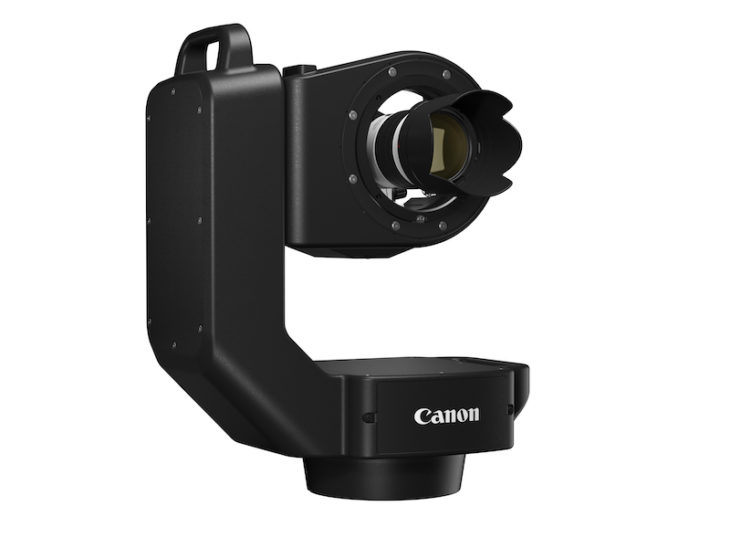 Canon Is Developing An Innovative Photography Solution For Live Events