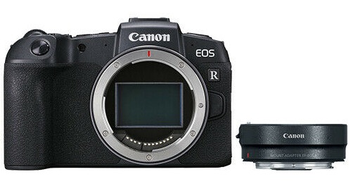 Deal: Canon EOS RP With Adapter – $1139.95 (reg. $1299, Import Model)