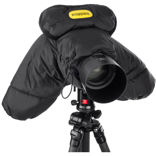 Deal: Ruggard DSLR Parka Cold And Rain Protector – $39.95 (reg. $79.95, Today Only)