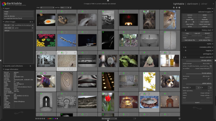 Darktable Is A Totally Free Yet Powerful Alternative To Lightroom